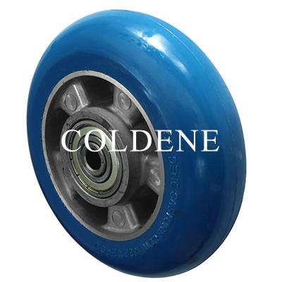 Ergo Easy Roll Polyurethane Tyre Aluminium Centre Wheel