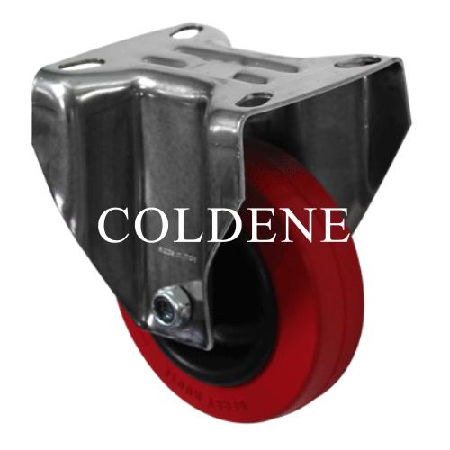 High Temperature Rubber Autoclave Castors Fixed