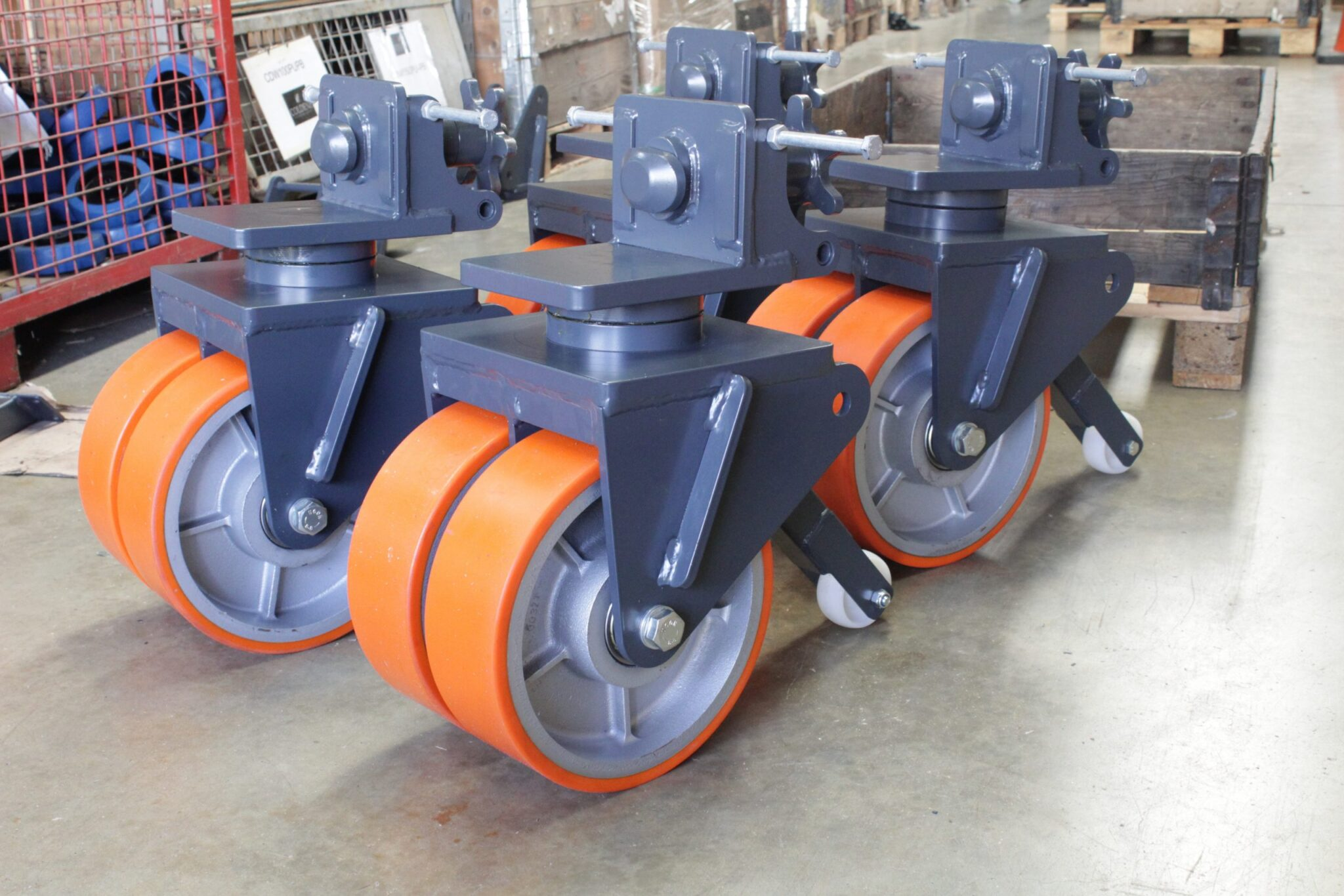 ISO Shipping Container Castors