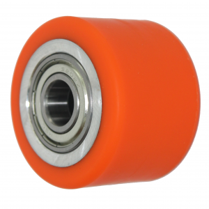 Load, Pallet and Guide Rollers