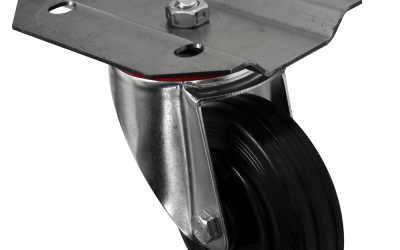 Bespoke Adaptor Plate Castors