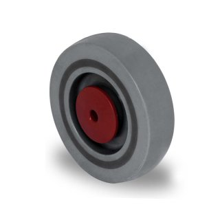 Noise Reducing Sandwich Wheels