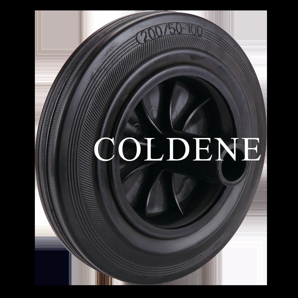 200mm Domestic Wheelie Bin Wheels