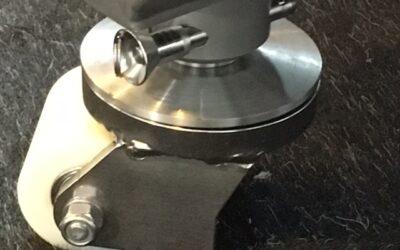 Handmade Bespoke Stainless Steel Castors