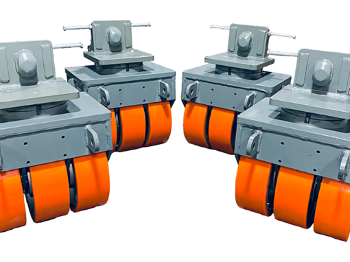 30 Ton ISO Container Castors